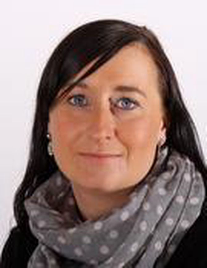 Kommunikasjonsrådgiver Iris Lyngmo i PBL.