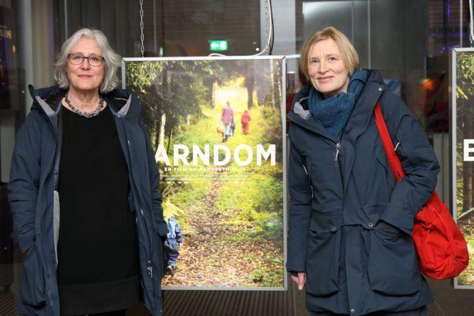 Toril Sverdrup (venstre) og Anne Myrstad er førstelektorer ved Institutt for lærerutdanning og pedagogikk ved UiT.
