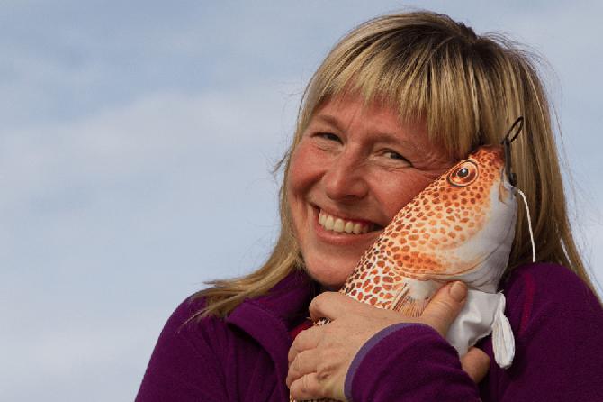 Heidi Ramberg er styrer i Hoppensprett Stokmarknes.