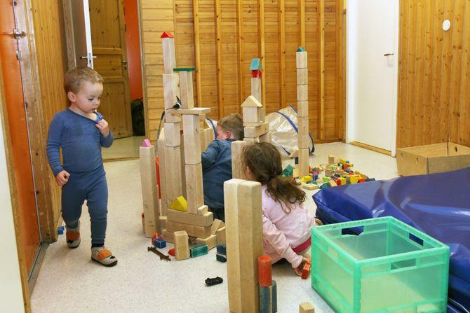 – Rønningen Kanvas barnehage er en god barnehage i dag, mener Kjetil Havnevik, som var leder for Samarbeidsutvalget i overgangen.