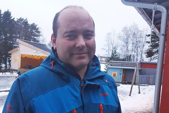 Dag Olav Stølen er daglig leder i Granstubben barnehage.