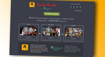 Nå kan du få en haug med Rockstar-spill til en billig penge