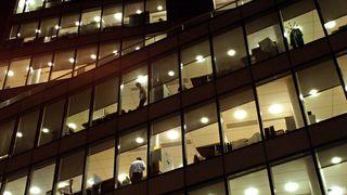 Ny rapport anbefaler full oppvarming av yrkesbygg på natten