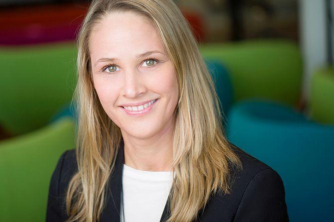 Kristine Hofer Næss er direktør for kunde- og partneropplevelser i Microsoft Norge.