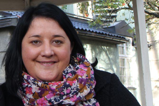 Daglig leder i Frognerkilen barnehage, Ingrid Kvithyld.