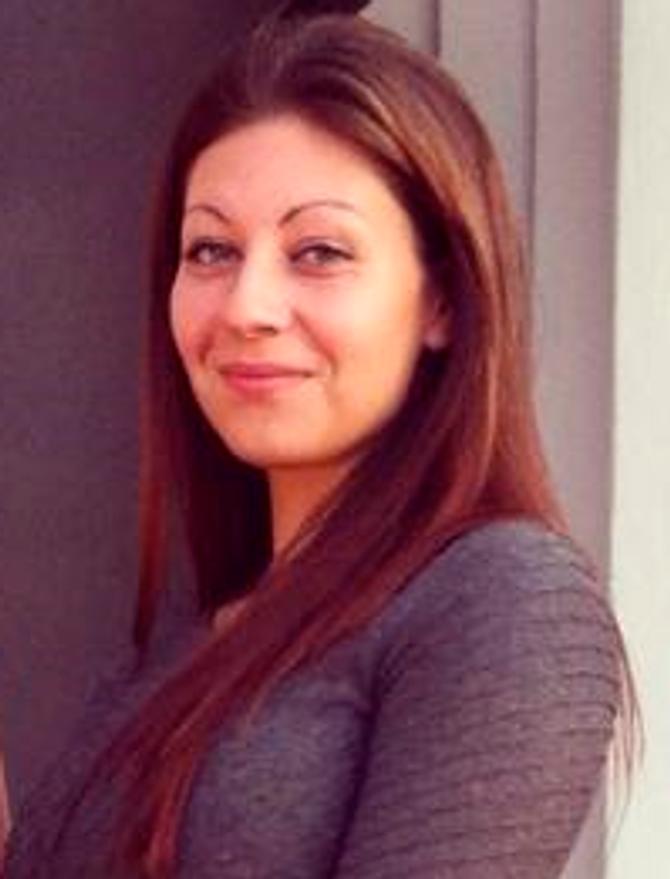Barnehagelærerstudent Linda Nur Chbib.