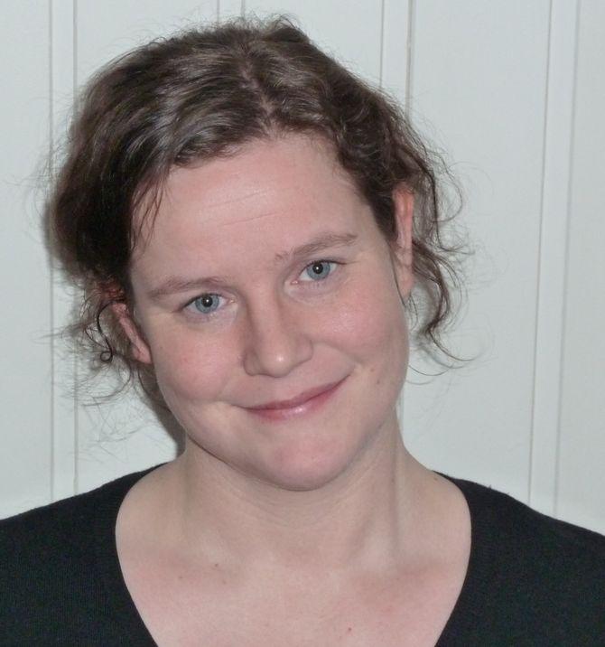Mette Nygård, phd. stipendiat ved DMMH.