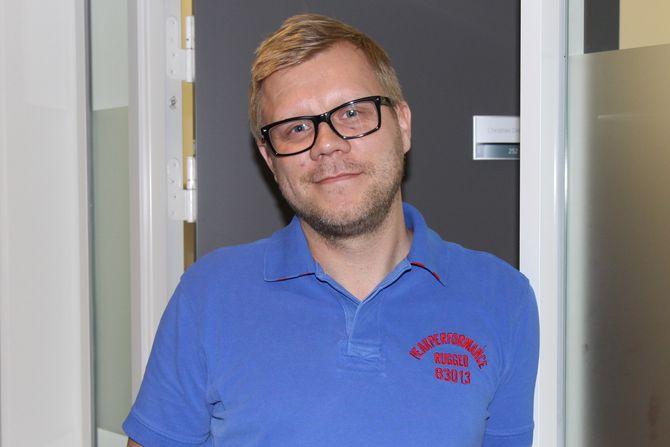 Christian Didriksen, juridisk rådgiver i PBL.