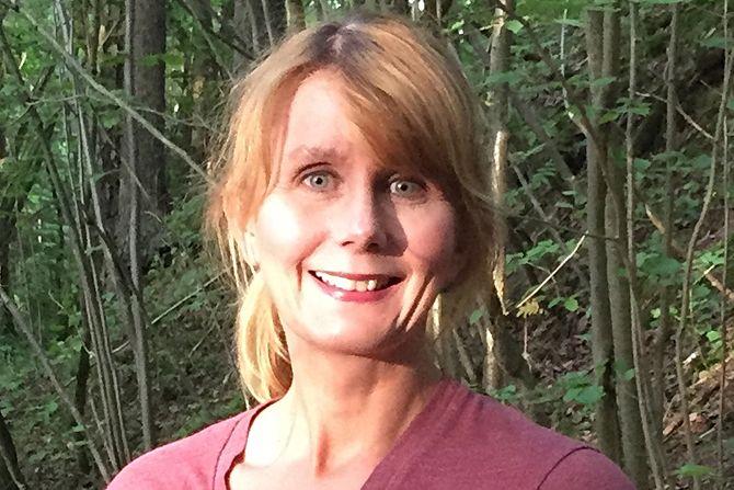 Hilde B. Brovold. Pedagogisk leder i Vollen Kystkulturbarnehage AS.