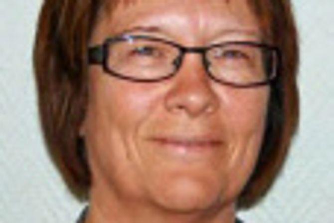 Borghild Moe, fylkestyreleder Utdanningsforbundet Møre og Romsdal.