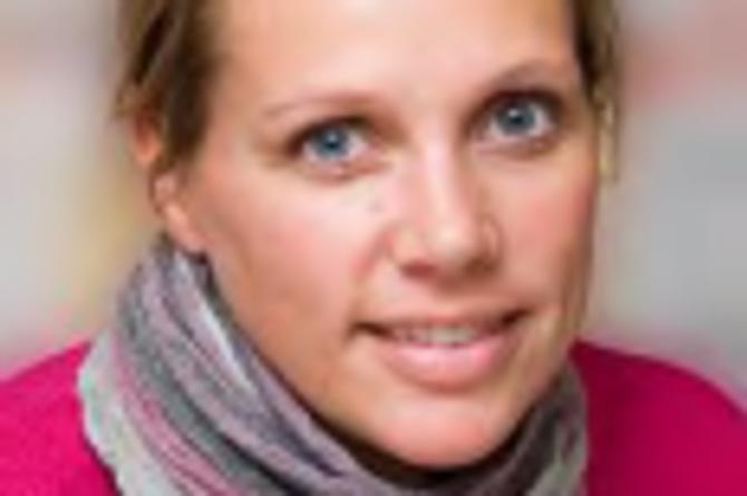 Hilde Holmeide Aandahl, fylkesstyremedlem Utdanningsforbundet Møre og Romsdal.