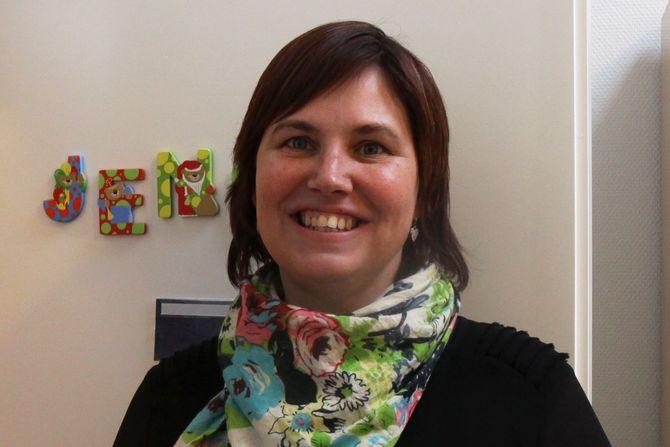 Jennie Furulund er styrer i Lundgaardsløkka Barnehage og kvinnen bak rekrutteringsprogrammet «Prøv et yrke i 40 timer».