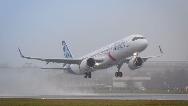 Her er flyet Airbus mener vil overta for Boeing 757