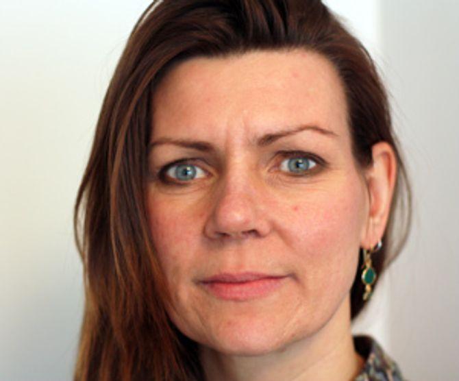 Camilla Eline Andersen ved Høgskolen i Hedmark.