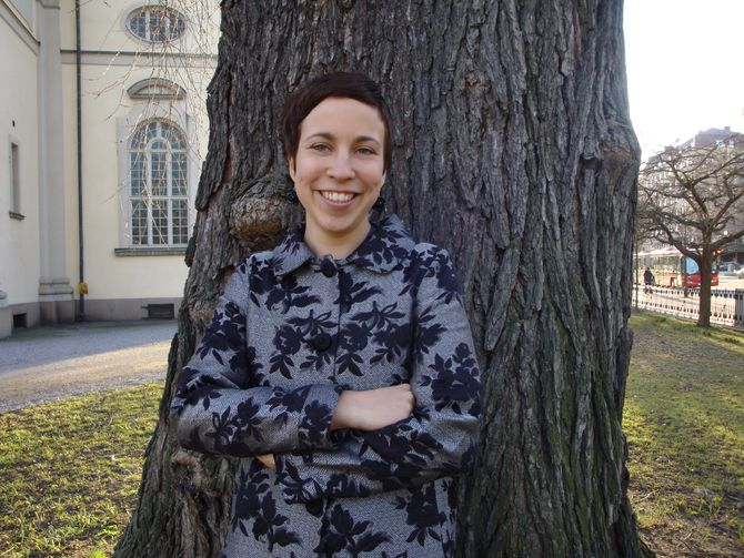 La barna finne seg selv. – Ikke definer barna som jente eller gutt. De har et navn og er kompiser, sier forfatter og likestillingkonsulent Kristina Henkel.