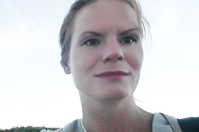 Marte Mari Moen Hovlund.