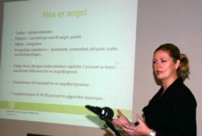 Vær varsom. – Balanse er viktig, så det å presse et utrygt barn til å gjøre noe det ikke mestrer er heller ikke bra, sier Belinda Ekornås.