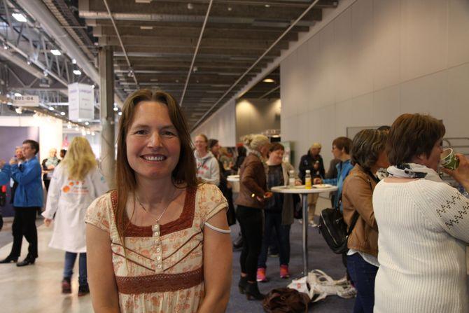 Pedagog, foreleser konsulent i Kunnskapsdepartementet og forfatter Anne Schjelderup.