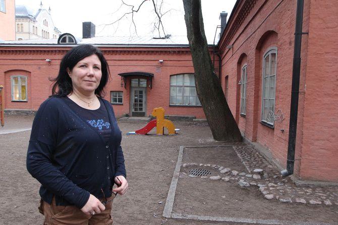 – Respekten for lærere og barnehagelærere er godt synlig i Finland, sier styrer i Alexia barnehage i Helsinki, Mirjaleena Linna.