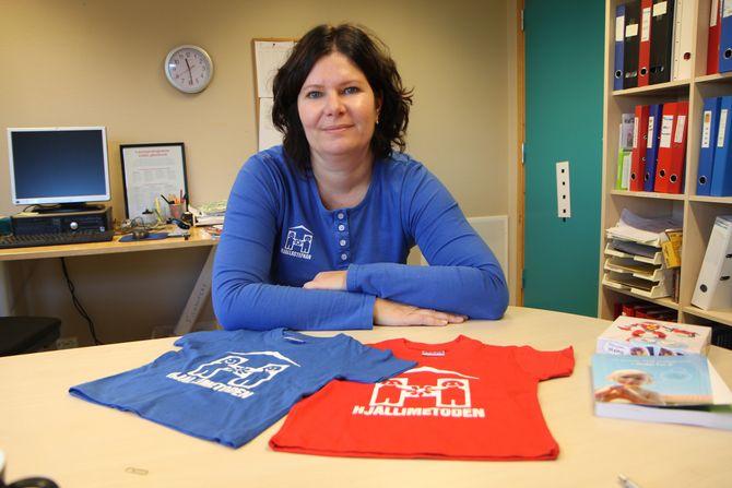 Lisbeth Kristiansen, styrer i Bakken barnehage.