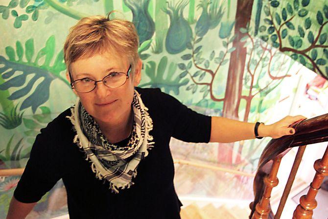 Susie Eliasson, styrer i Torup barnehage.