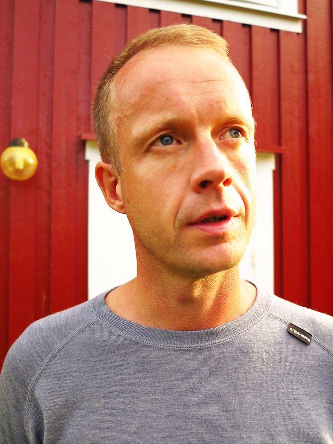 Einar Sundsdal ved Pedagogisk Institutt på NTNU i Trondheim