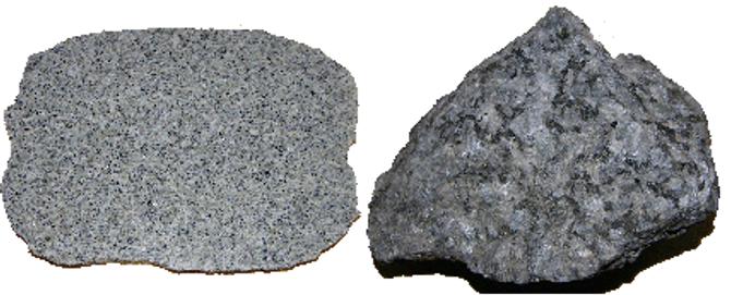 Slik kan prikkete steiner se ut.