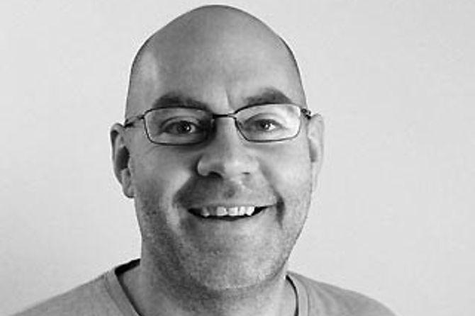 Jørgen Moe er høgskolelektor ved seksjon for kunst og håndverk ved DMMH.