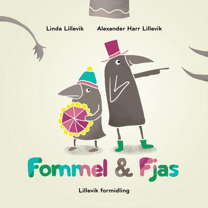 """""""Fommel & Fjas"""" handler om vennskap, samhold og hjelpsomhet, fortalt på en måte som små barn forstår."""