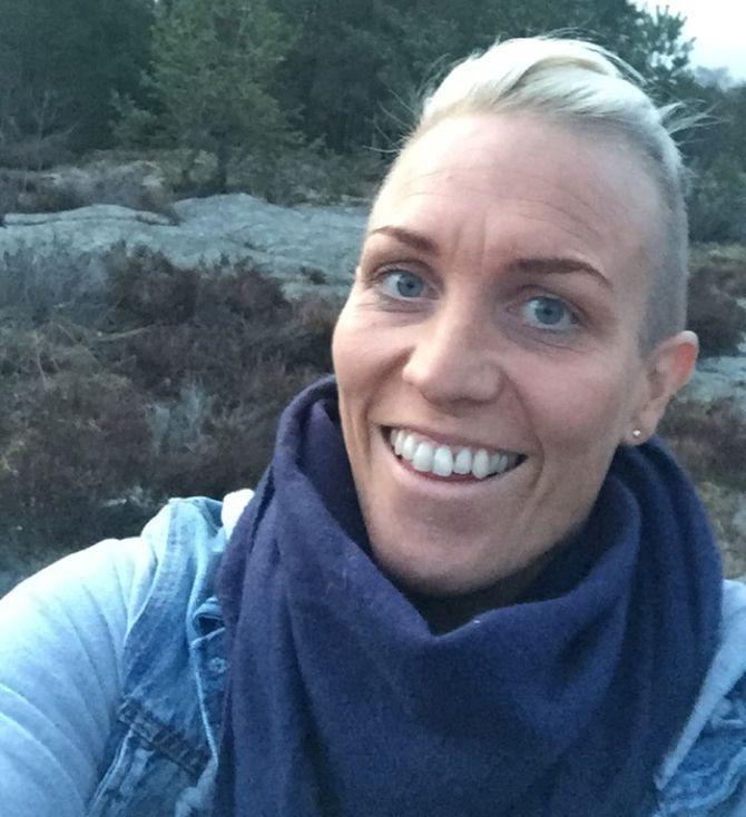 Anette Svendsen er barnehagelærer i Vlaskjold barnehage i Sarpsborg.