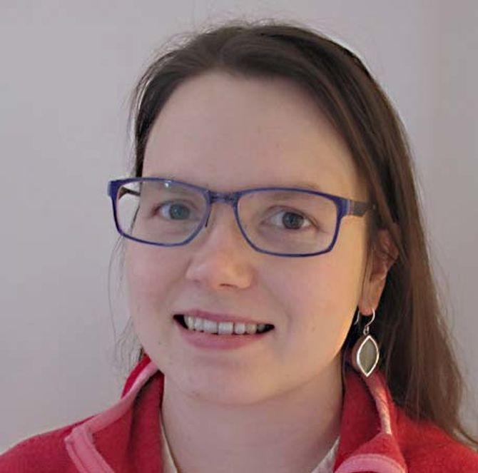 Ellen Cecilie Triumf er prosjektleder for en av Sametingets nyeste satsinger på de aller yngste i barnehagen.