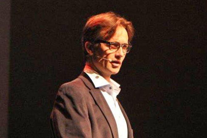 Psykolog og spesialist i klinisk barne- og ungdomspsykologi, Reidar Hjermann.