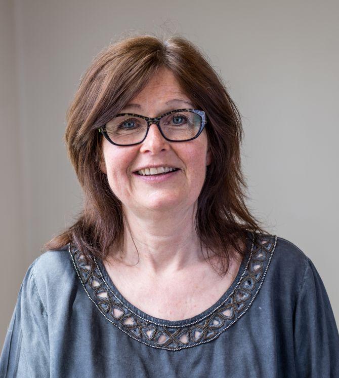 Nina Johannesen, seniorrådgiver ved Likestillingssenteret.