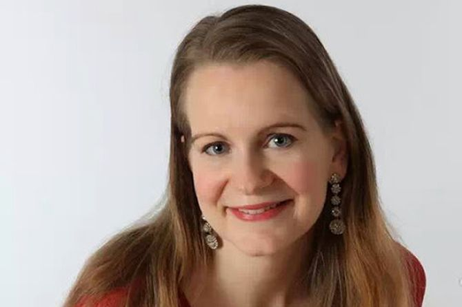 Therese Halle Isene,barnehagelærer, miljøterapeut og tobarnsmor.