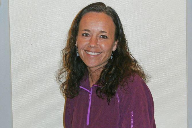 Barnehagelærer og styrerassistent i Smedhusåsen barnehage på Rygge, Gunn M. Refsnes.