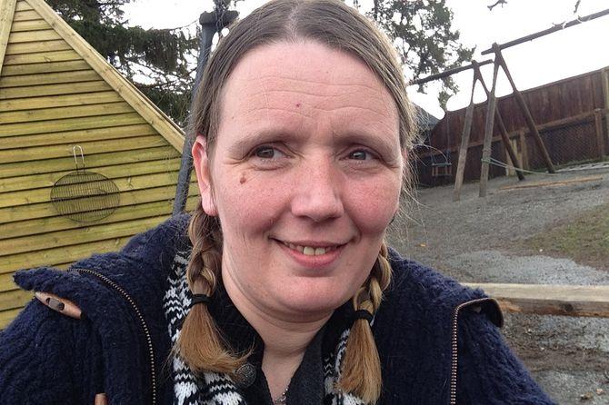 Liv Marit Fauske er styrer i Breiflabben barnehage i Bømlo.