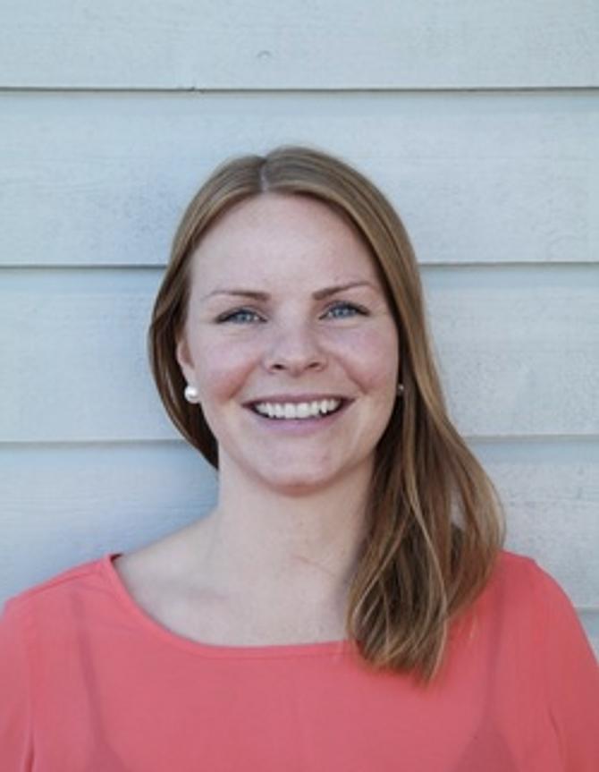 Pedagogisk leder Siri Ekker Holen.