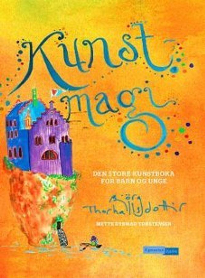 """""""Kunstmagi"""" gis ut av forlaget Vigmostad & Bjørke."""
