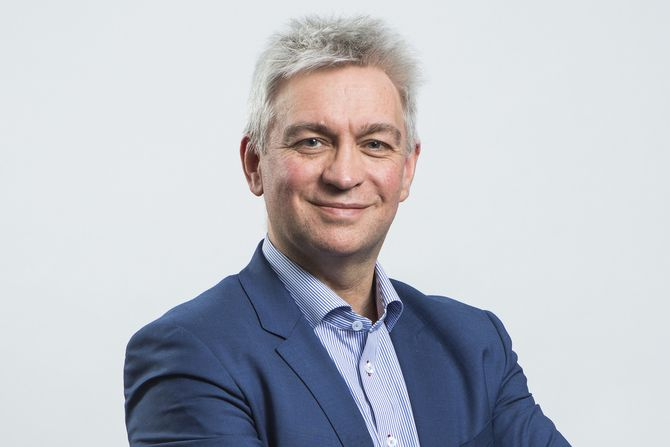 Innvandringspolitisk talsmann i Venstre, André N. Skjelstad.
