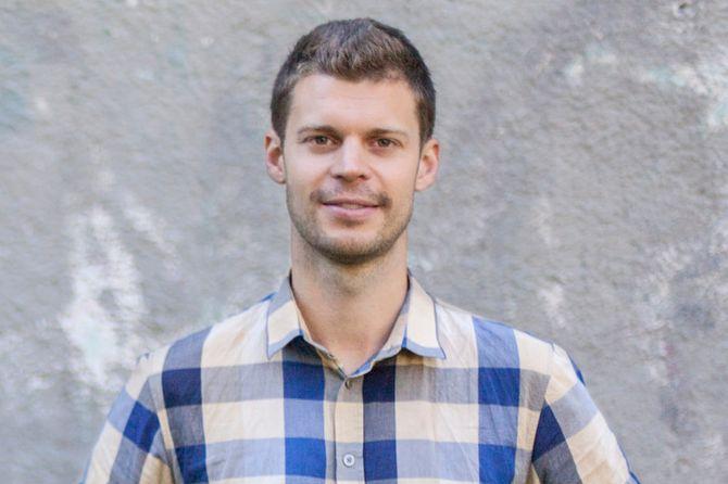 Bjørnar Moxnes, partileder i Rødt og gruppeleder for Rødts bystyregruppe i Oslo.