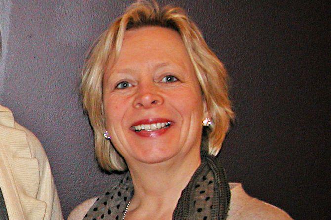 Åse-Berit Hoffart, seniorrådgiver i FUB.