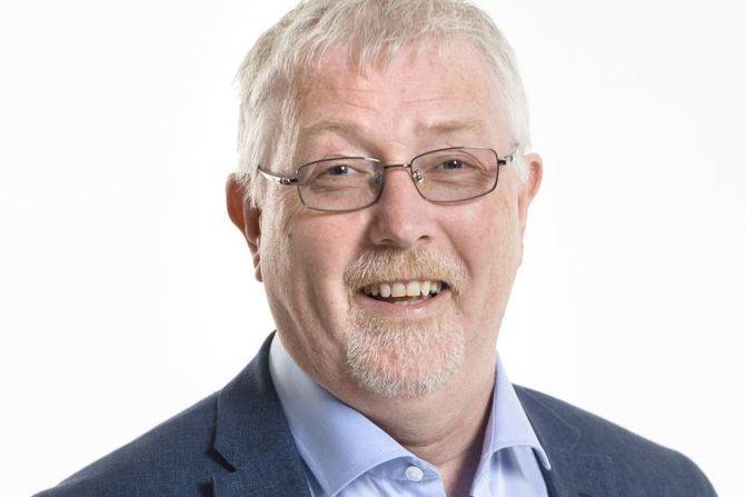 Stortingsrepresentant for Krf, Geir Sigbjørn Toskedal.