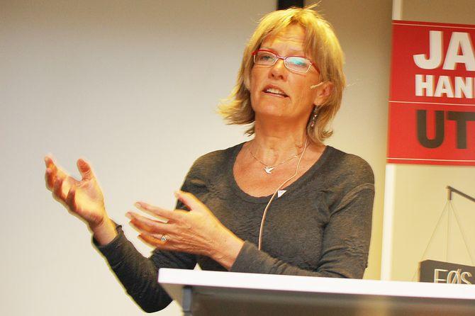Karin Andersen, SV.