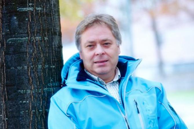 Deltaleder Erik Kollerud.