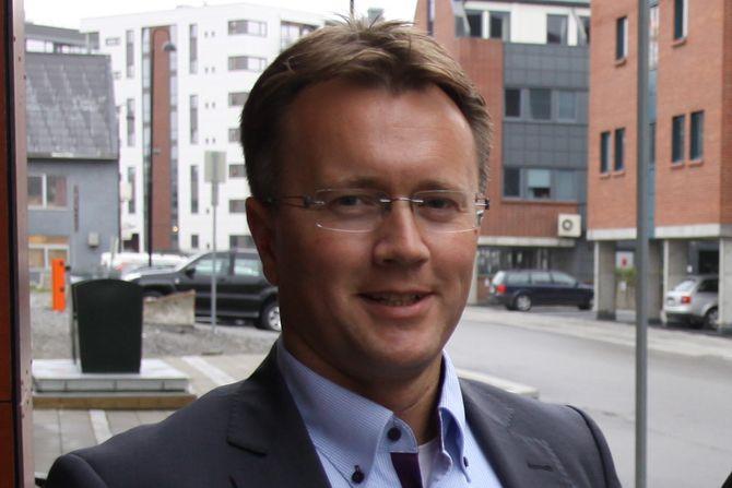 - Unikt. Direktør for interessepolitisk i PBL, Espen Rokkan.