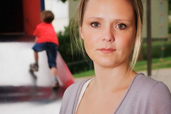 Frykter tette bånd. Høyres familiepolitiske talskvinne, Linda H. Helleland.