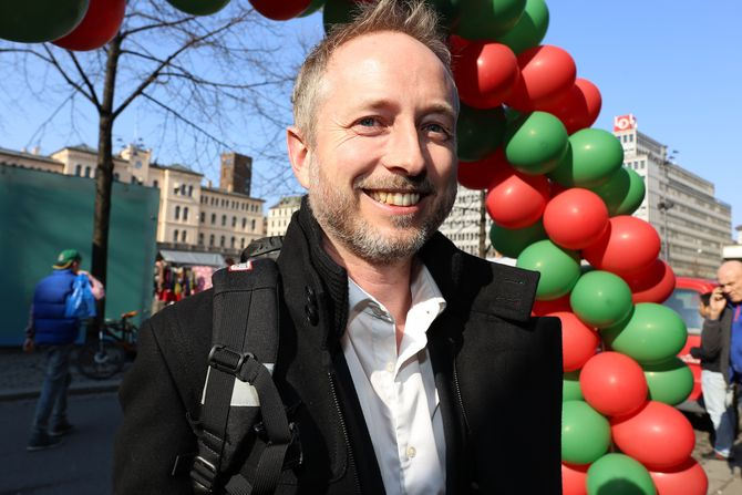 Bård Vegar Solhjell er tidligere kunnskapsminister for SV.