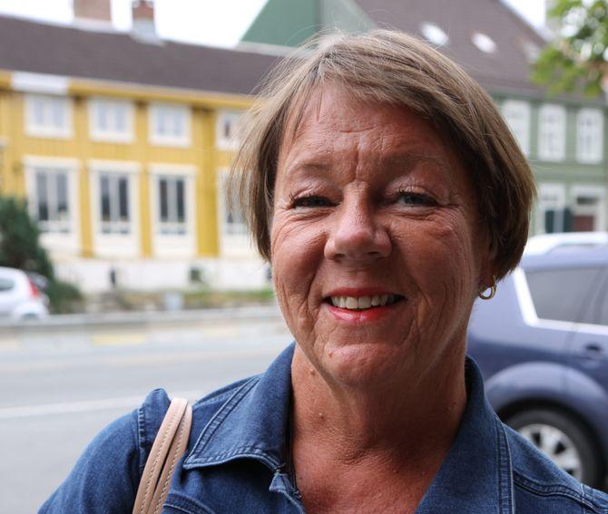 Heidi Simensen er daglig leder i Liøya barnehage.