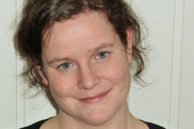 Phd-stipendiat Mette Nygård, DMMH.