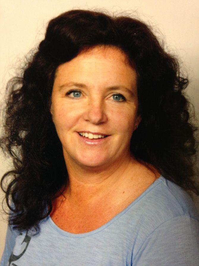 Kristin Elvsveen Witry, fylkesstyremedlem i Utdanningsforbundet Sør-Trøndelag.